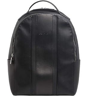 72367738a Calvin Klein Vault Round Backpack, Men's Black, 16x30x45 cm (B x H T ...