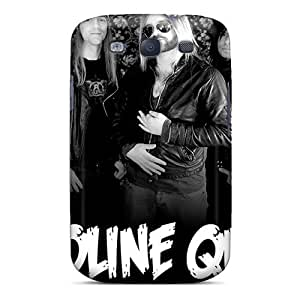 Excellent Design Gasoline Queen Case Cover For Galaxy S3