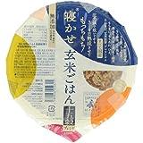 結わえる 寝かせ玄米ごはんレトルトパック十五穀米ブレンド(12食セット) (6日分)