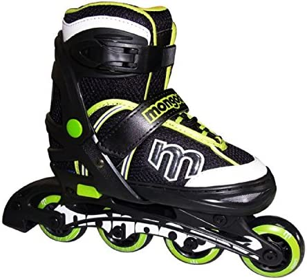Mongoose Adjustable Inline Skates