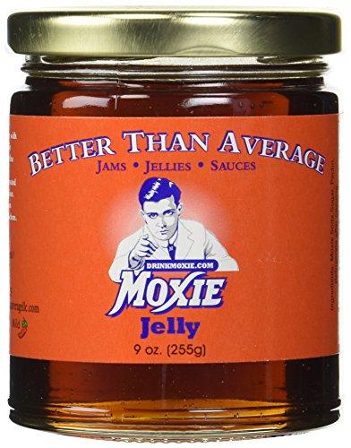 Moxie Jelly 9 oz.