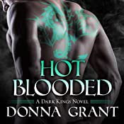 Hot Blooded: Dark Kings, Book 4 | Donna Grant