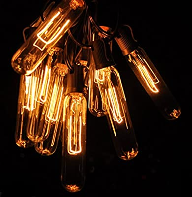 Edison Bulb Filament String Lights