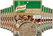 Knorr Cream of Mushroom Soup Mix (Pack of 12)