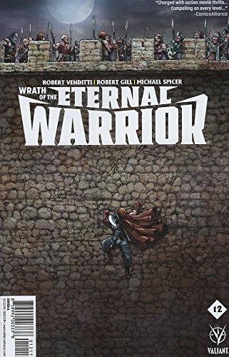 Wrath Of The Eternal Warrior #12 pdf epub