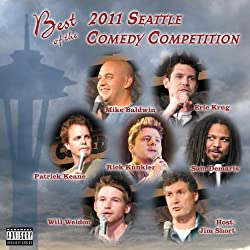 Best of the 2011 Seattle Comedy Competition