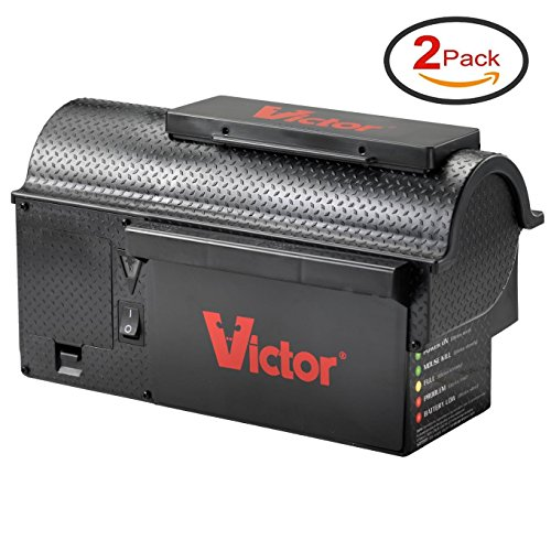 victor multi kill electric mouse trap