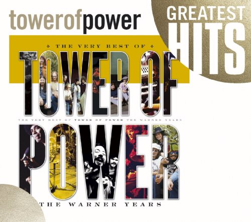 The Very Best of Tower of Power: The Warner (Two Towers Cd)