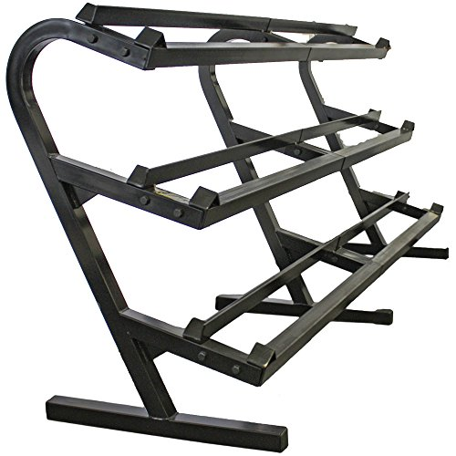 Troy VTX 3-Tier Dumbbell Rack