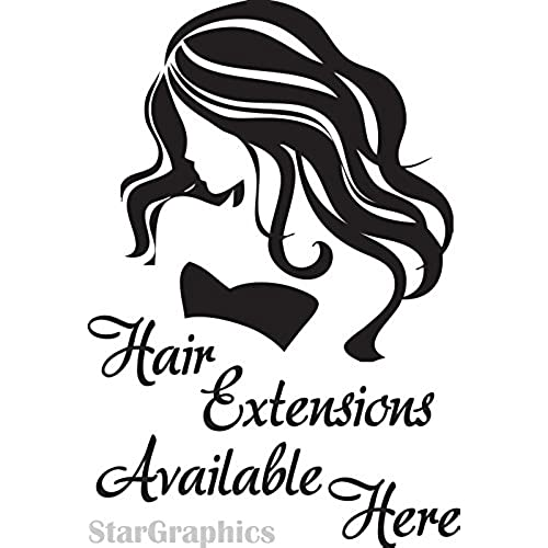 hair salon decorations amazon com