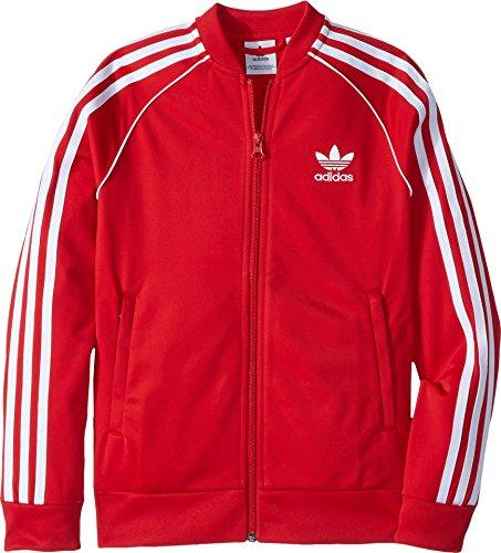cd8fc9c479bb Galleon - Adidas Originals Kids Unisex Superstar Top (Little Kids ...
