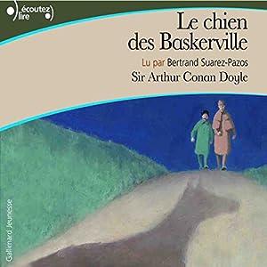 Le chien des Baskerville   Livre audio