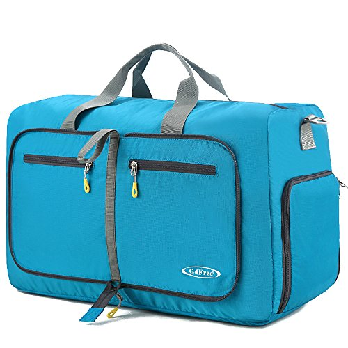 G4Free 60L Large Travel Duffel B...