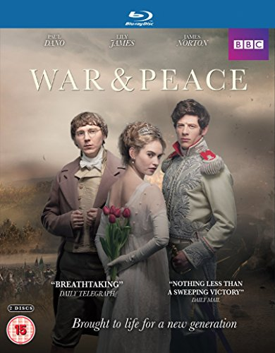 War & Peace (2016) - 2-Disc Set ( War and Peace ) [ NON-USA FORMAT, Blu-Ray, Reg.B Import - United Kingdom ]