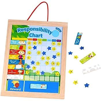 Amazon.com: Magnetic Reward / Star / Responsibility