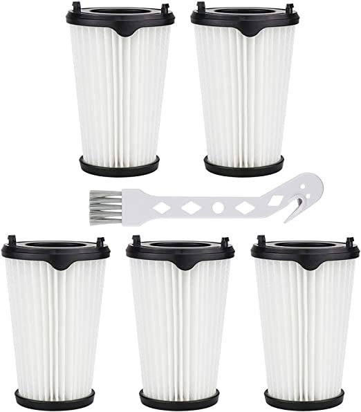 FHzytg - 5 filtros y 1 cepillo pequeño para aspiradora AEG CX7-2 ...