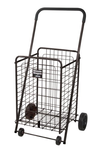 Drive Medical Winnie Wagon All Purpose Cart, Black