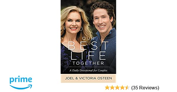 Our Best Life Together: A Daily Devotional for Couples: Joel