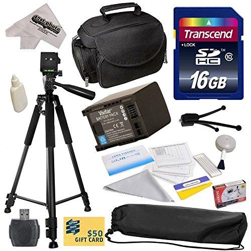 best-value-accessory-kit-for-canon-hf-s10-s11-s20-s21-s30-g10-g20-s100-m30-m31-m32-m40-m41-m300-m400