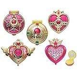 Gashapon Sailor Moon Transforming Compact Set