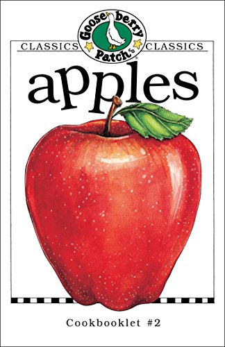 Apples Cookbook (Classic Cookbooklets 2) ()