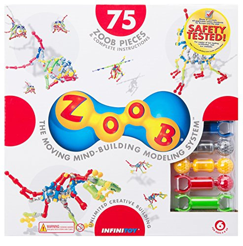 ZOOB 75 Piece Building Set