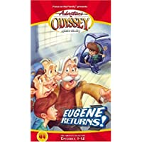 Eugene Returns: The Complete Collection Episodes 1-12