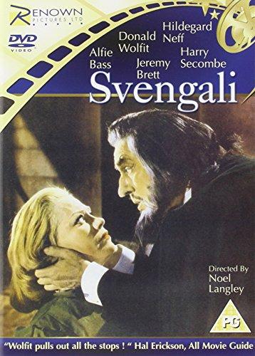 Svengali [DVD] [1954]