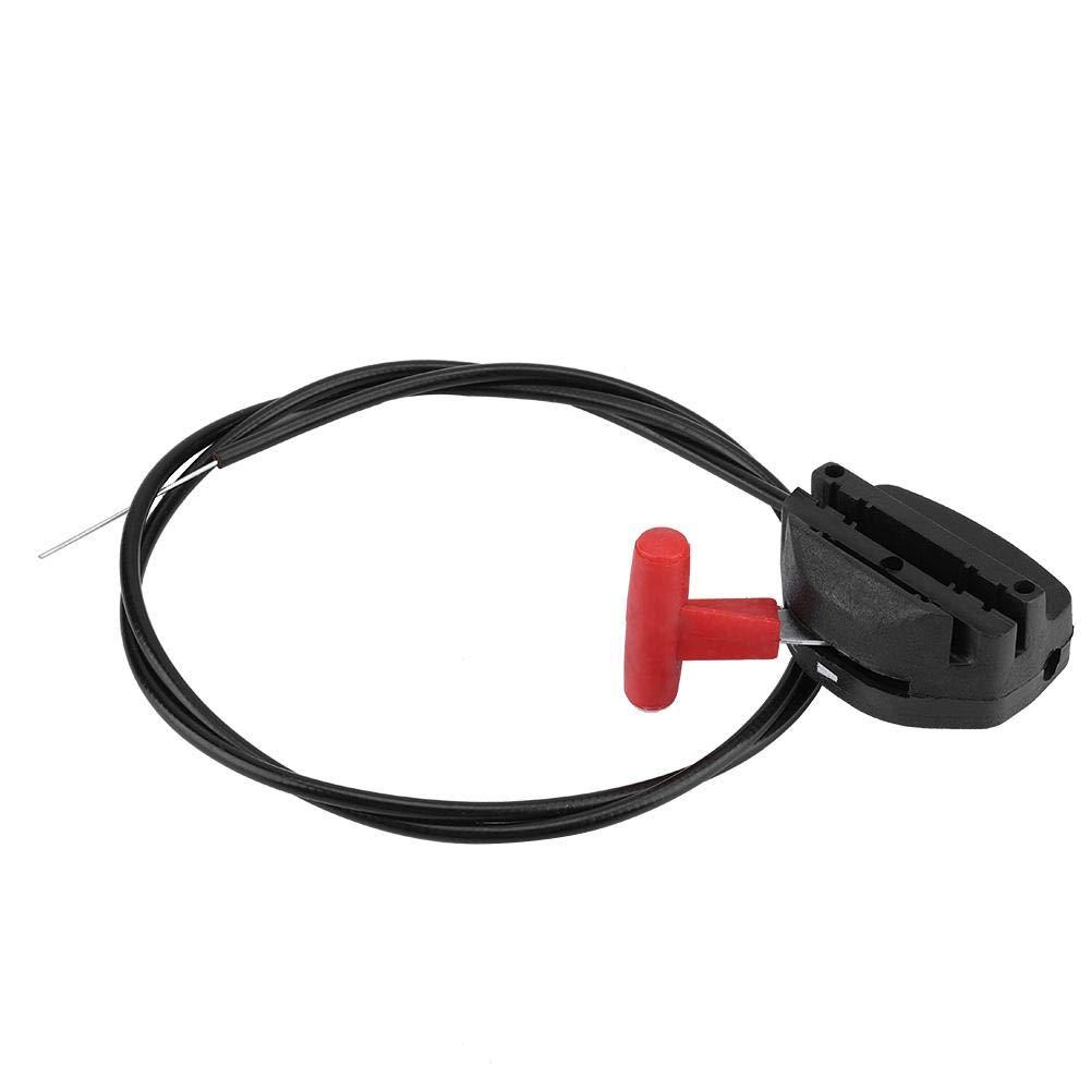 Universal Cable del acelerador Palanca de control de cortac/éspedes Palanca de control para la mayor/ía de las cortadoras de c/ésped el/éctricas de gasolina