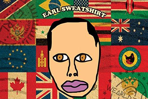 Poster Print Earl Sweatshirt