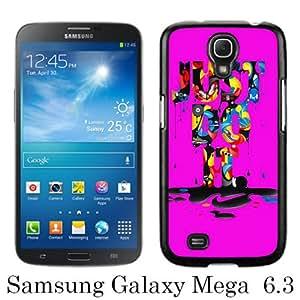 Beautiful Samsung Galaxy Mega 6.3 I9200 I9205 Screen Cover Case ,Nike 16 Black Samsung Galaxy Mega 6.3 I9200 I9205 Cover Fashionabe And Durable Designed Phone Case