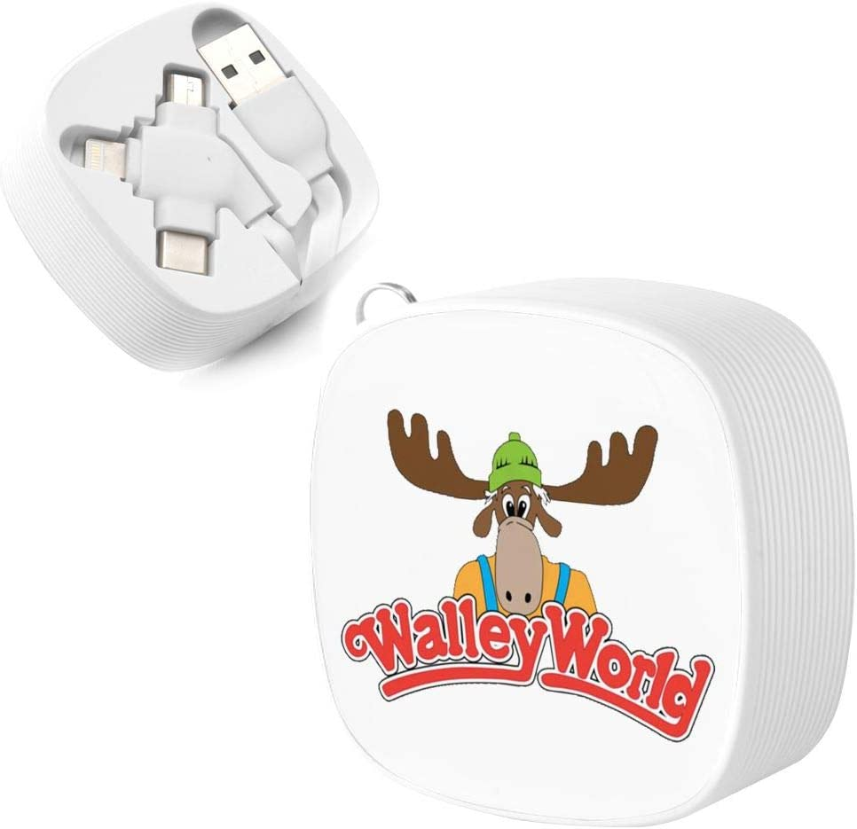 Walley World Suitable for Any Mobile Phone Three in One Data Line