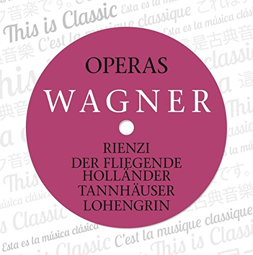 Price comparison product image Wagner: Opern II-Operas II (Gesamt-Complete)
