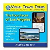 LOS ANGELES TOUR GUIDE TO HOLLYWOOD, BEVERLY HILLS, SANTA MONICA BEACH, AND VENICE BEACH. A Self-guided Audio/Visual Walking/Driving Tour--CD includes files to transfer to your cell-phone, iPod, or to print.