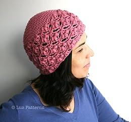 Crochet hat PATTERN 385c1b273