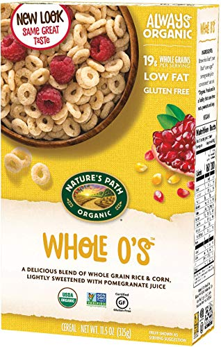 Nature's Path Whole Os Cereal - 11.5 oz - Path Whole Grain Natures