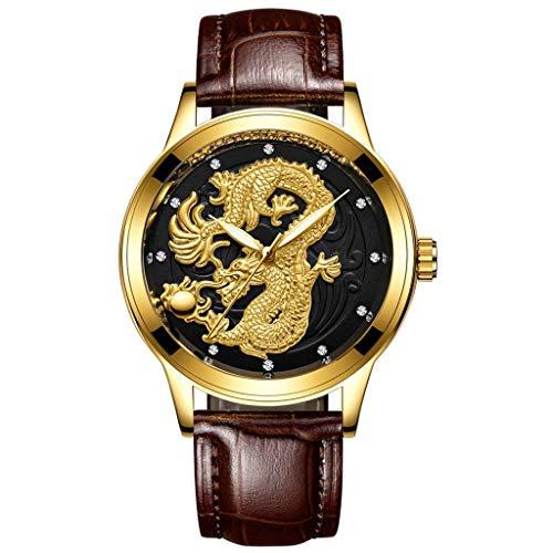 Amazon.com : XBKPLO Quartz Watch, Mens Quartz Watch, Citizen Quartz Watches for Men, Quartz Watch Men, Mens Quartz Watches, Mens Chronograph Quartz Watch, ...