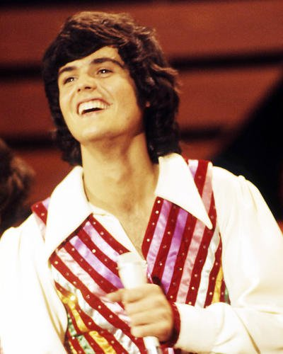 Donny Osmond 16x20 Poster classic 1970