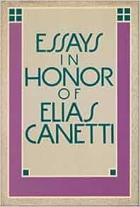 essays of elias