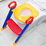 Potty Training Seat Kids with Step Stool Ladder for Child Toddler Toilet Chair Potty Training Baby Potty Training seat Children