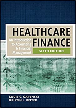 Healthcare Finance: An Introduction To Accounting And Financial Management Download Pdf