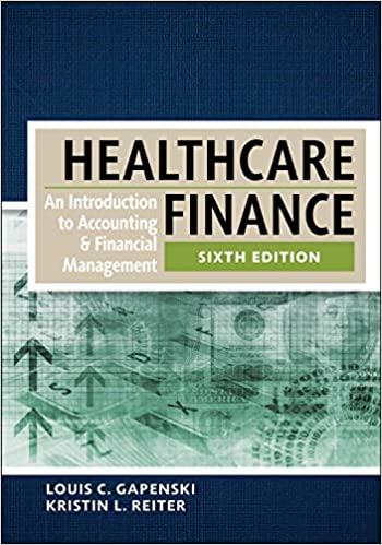 gapenski healthcare finance 5th edition chapter 6 answer key.rar