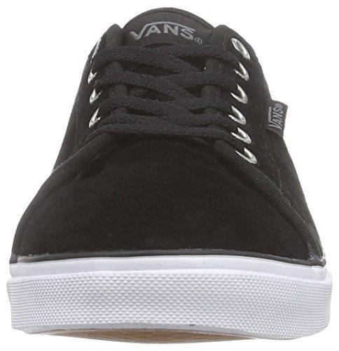 Vans W Rowan MTE, Baskets Basses Femme Noir ((mte) Black/w