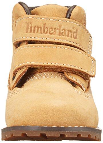 Beige L Bambini Timberland beige Stivaletti Pokey wheat Per H Pine Unisex x4Z48PWSqU