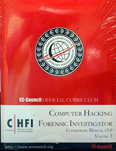 computer hacking forensic investigator courseware manual v3 0 3 rh amazon com Develop Courseware Aircraft Maintenance Courseware