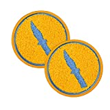Team Fortress 2 Spy Patches: Set of 2, Team Blu