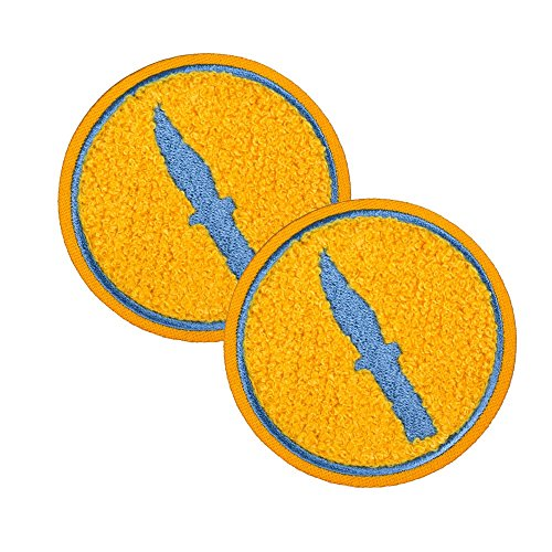 Team Fortress 2 Spy Patches: Set of 2, Team Blu by Team Fortress (Image #1)