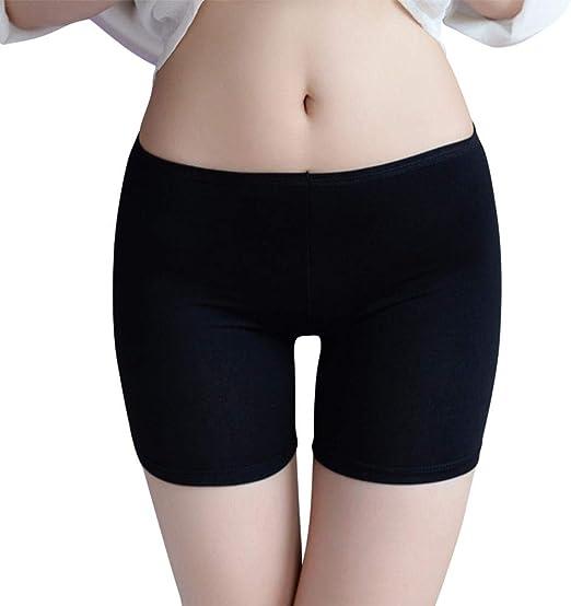Falda Corta Debajo de los Pantalones Cortos de Seguridad ...