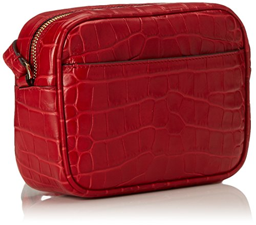 Sport acrylic Bag Red Women's Escada body B616 Cross Ab723 T0Ud7w