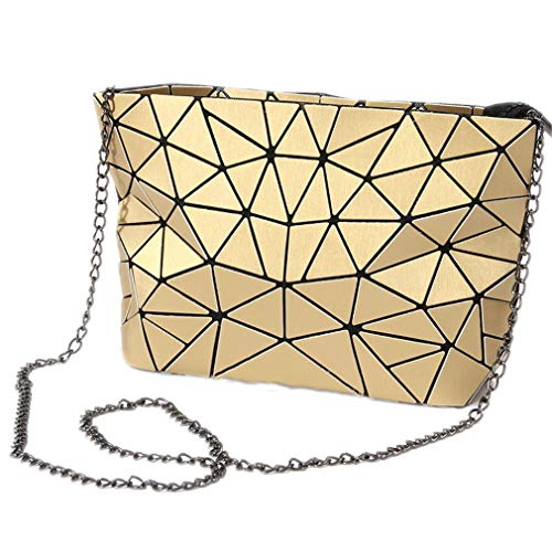 Color Messenger Color Clutch Chain Messenger Bag Gold Color Chain Clutch Clutch Bag Ladies Ladies Chain Bag Bag Gold rAwCqA
